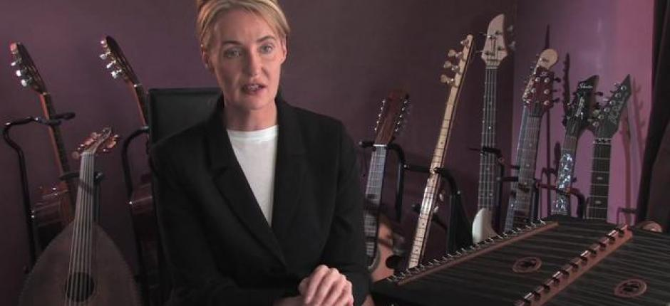 Lisa Gerrard on the emotional sincerity of the score for Baraka & Samsara